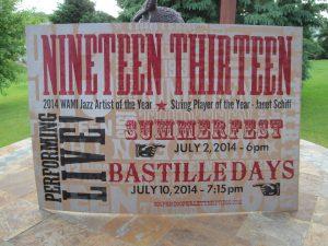 Nineteen Thirteen Poster - Click to Enlarge